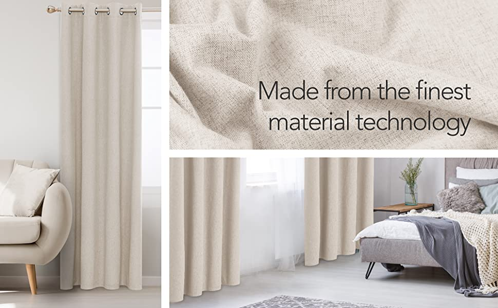 curtains 45 inches long curtain panels curtains for kitchen windows Blackout curtains thermal