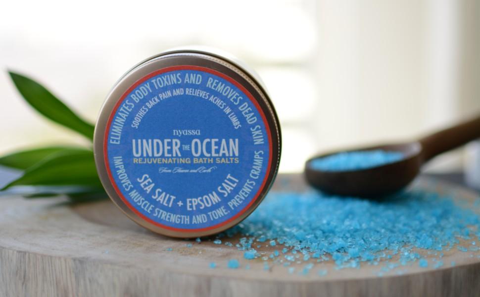 Nyassa Bath Salt