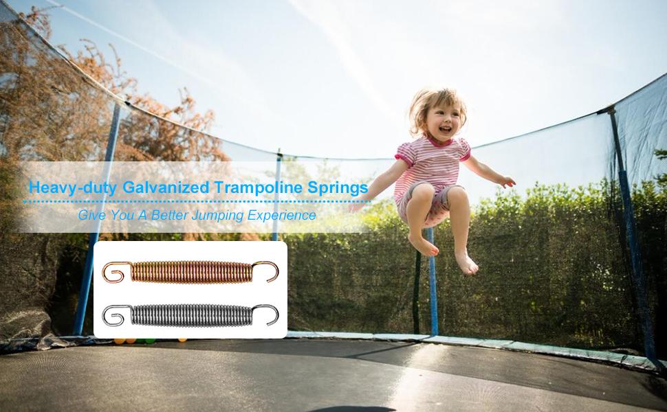 trampoline spring