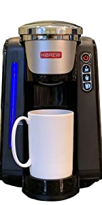 Amazon.com: HiBREW 2-in-1 Compact Multi-Function Purple Mini ...