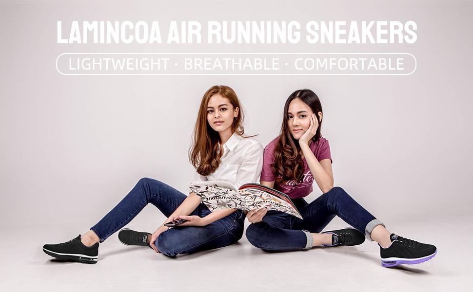 Lamincoa sneakers for women