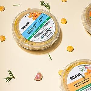 Non Perishable Hummus