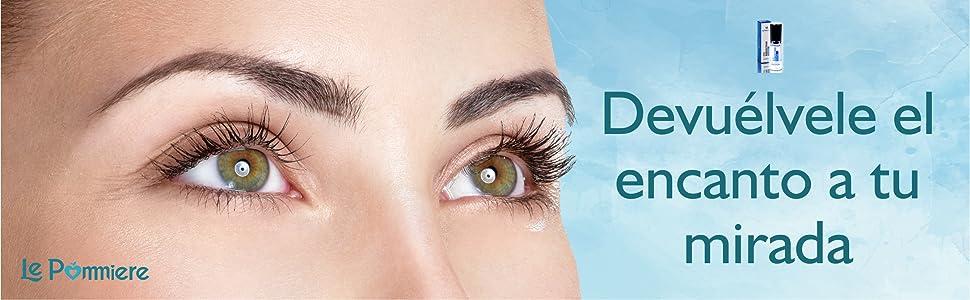 Crema contorno ojos 30ml Anti bolsas, ojeras y arrugas. Anti-edad para atenuar líneas de expresión y patas de gallo. Antiarrugas con Vitamina E, ...