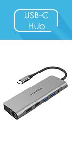 10 in 1 USB-C Hub