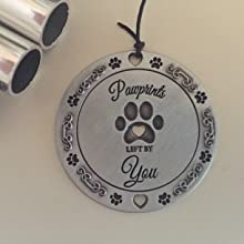 pet  wind chime, pet windchime, best chime for pet loss, catt loss