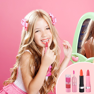 Safe and Mess Free Toy Makeup Kit