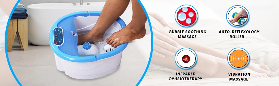foot bath tub for women