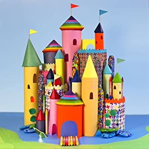 crayon castle