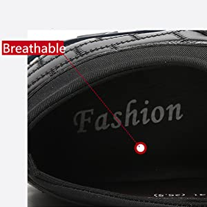 Breather shoes