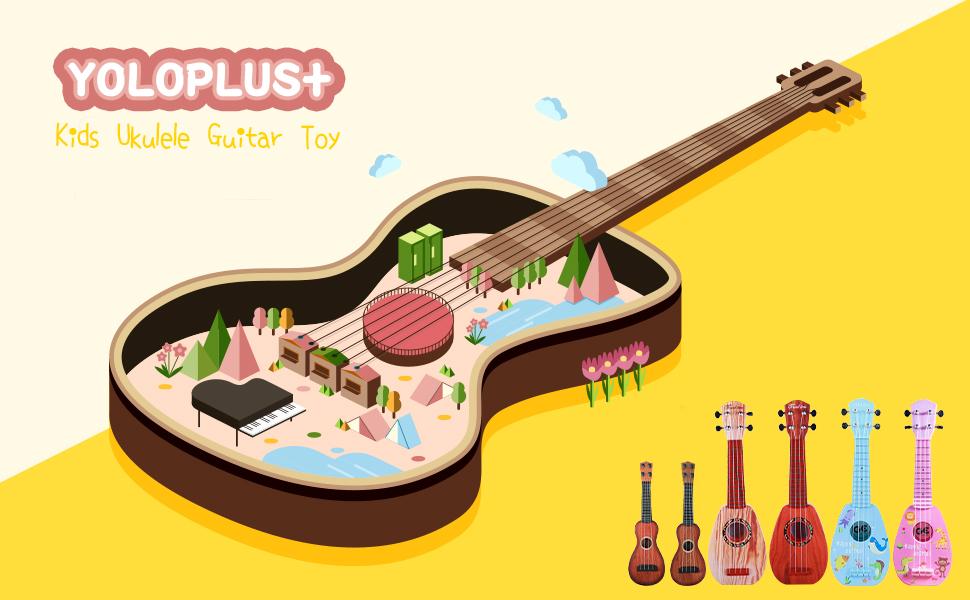 kids ukulele guitar toy