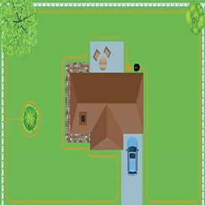 Perimeter Wire Illustration