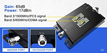 band 2/5 signal booster