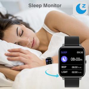 fitness and sleep tracker