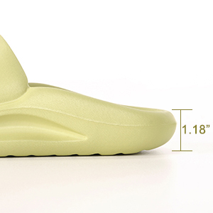 Thickened Soft Sole