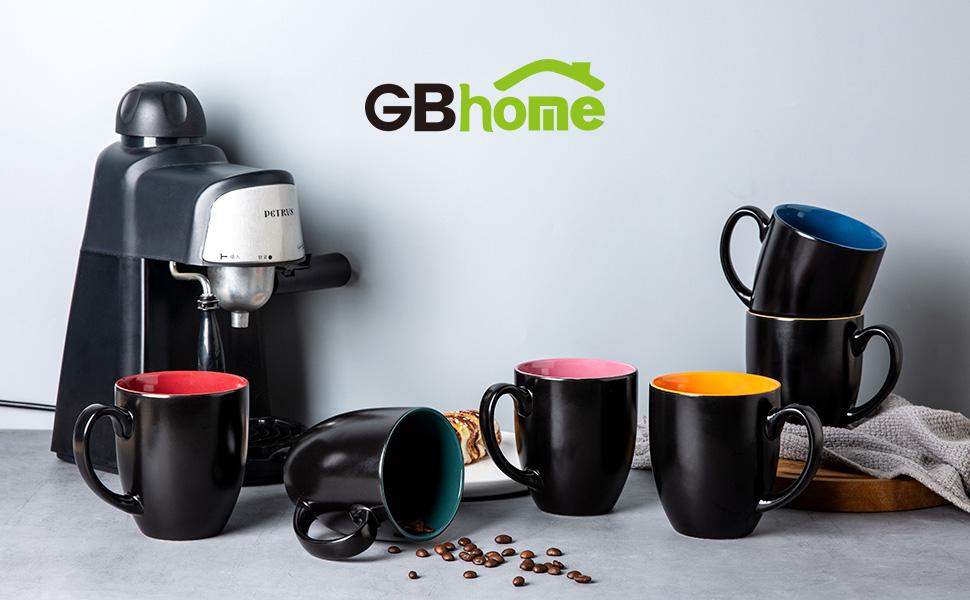 GBHOME COFFEE MUG SET