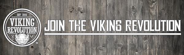 Viking Revolution Logo