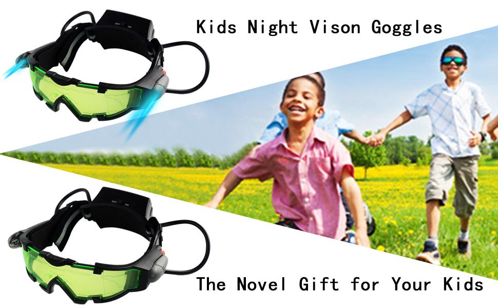 Spy Night Vison Goggles