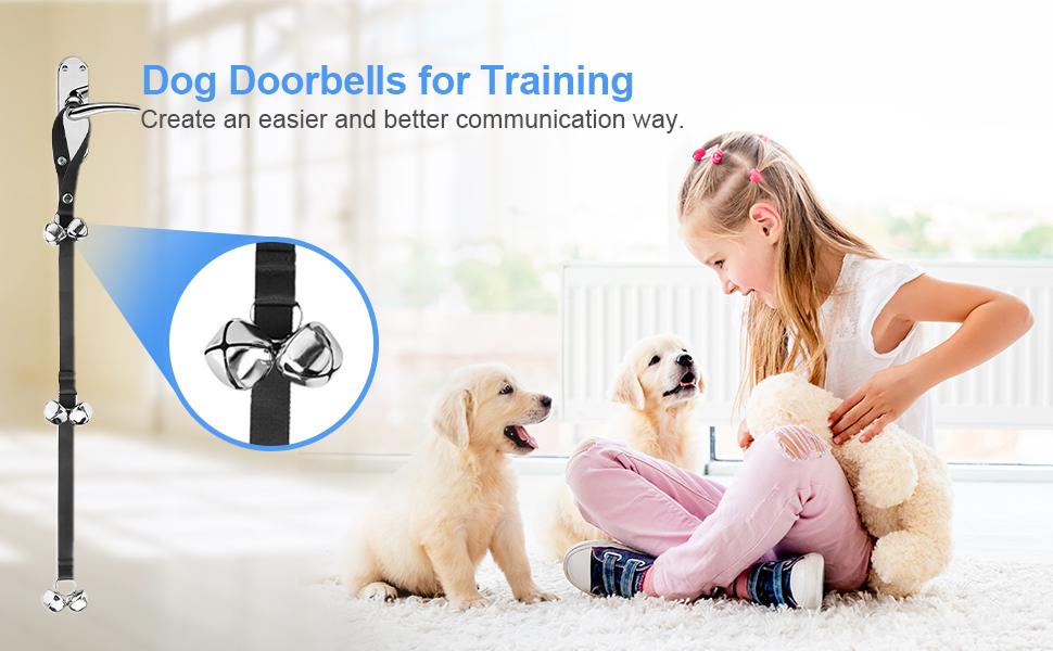 Dog Puppy Doorbells