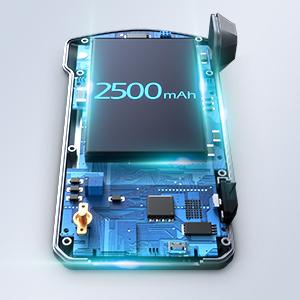 endoscope camera with 2500mAh battery