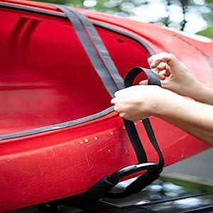 Kayak Rack, roof rack, SUV kayak, Car kayak, Canoe car, canoe SUV, canoe Travel