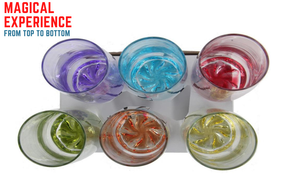 tumble juice glass