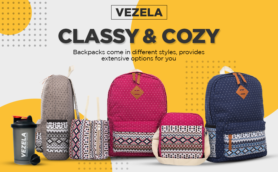 vezela backpack
