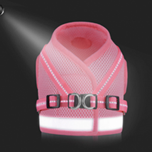pink harnesses