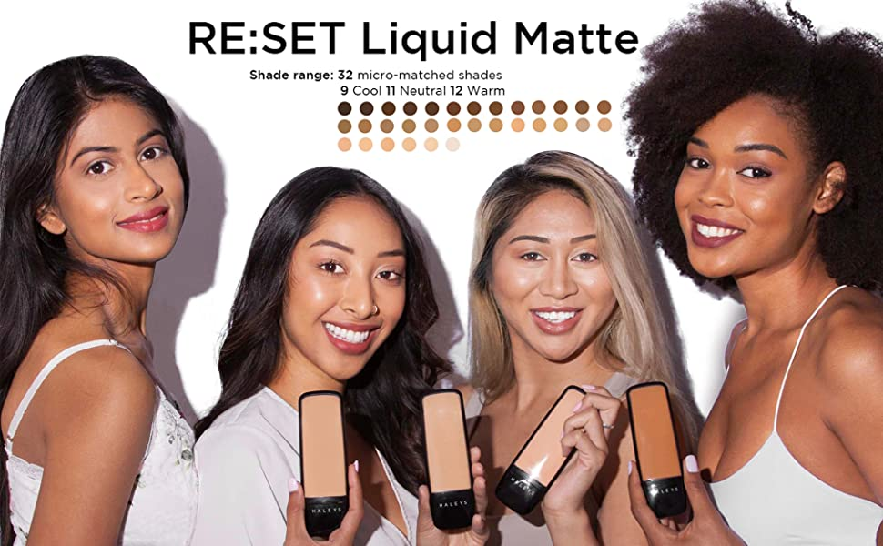 liquid matte shades