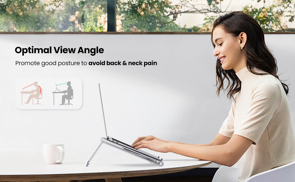 laptop stand adjustable
