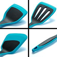 grill spatula for outdoor grill mini spatula silicone pizza spatula paddle silicone spatula turner