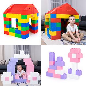 Jumbo building blocks