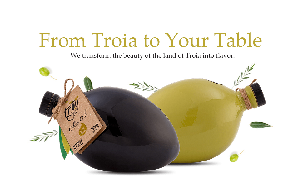 From Troia to Your Table