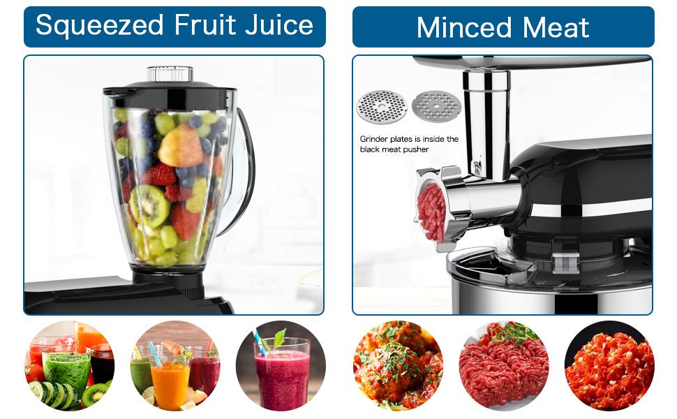 Fruit Blender Minced Meat