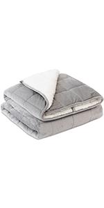 Luna Sherpa Weighted Blanket