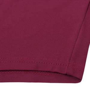 wine red shirt top for women