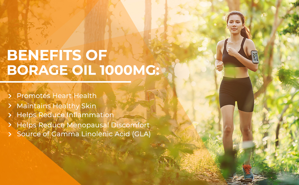 Improve your Gamma-Linolenic Acid balance with natures most potent form of GLA