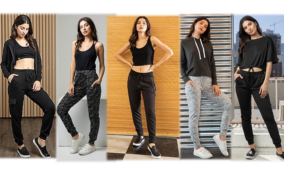 Womens Joggers,Sweatpants,joggers pants,casual pants,sports pants,track pants,mesh,pockets,soft,cozy