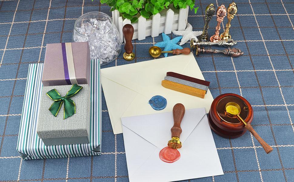 Creative Sealing Wax Stamp