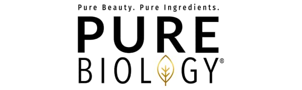 Pure Biology Apple Cider Vinegar Shampoo and Conditioner Set