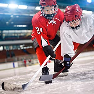 Murray Sporting Goods - Hustle amp; Heart Set Us Apart - Hockey