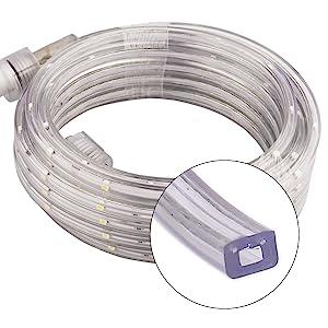 waterproof rope lights