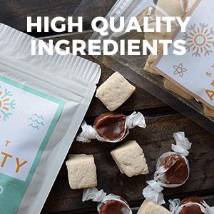 Healthy sweets coconut cream AIP Diet marshmallow vegan marshmallows unsweetened treats paleo snack
