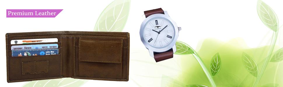 watch wallet combo