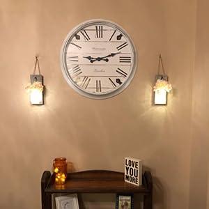Mason Jar Sconce Home Decor Wall Kitchen  lighting sconses masons scounce glass jared