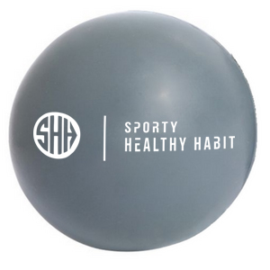 Massage Lacrosse Balls for Myofascial Release, Trigger Point Therapy Muscle Knots Yoga Therapy