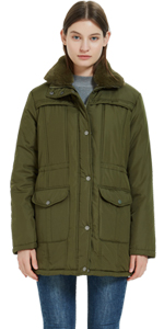 outwear down coat jacket hiking down coat keep warm and soft