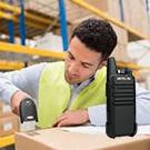 walkie talkie for warehouse