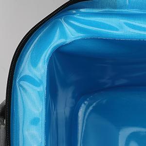 BougeRV SOFT COOLER 30 CAN BLUE