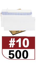 No.10 Windowless Bussiness Envelopes