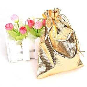 gold organza bags 6
